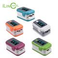 Free gift carrying bag oled pulso fingertip pulse oximeter pulse oximeters CE certified medical pulse oximeter