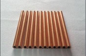 29403 Diamètre Du Tube En Cuivre 1mm 2mm 3mm 4mm 5mm 6mm 7mm 8mm 9mm 10mm épaisseur De Paroi Sans Soudure Précision Petit Capillaire Pur Mm In