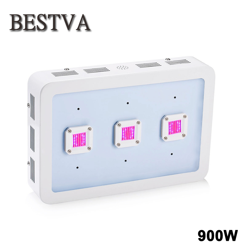 BESTVA X3 900 Вт УДАРА светодиодный светать модуль Дизайн полный спектр для парниковых и комнатное растение цветущих растет