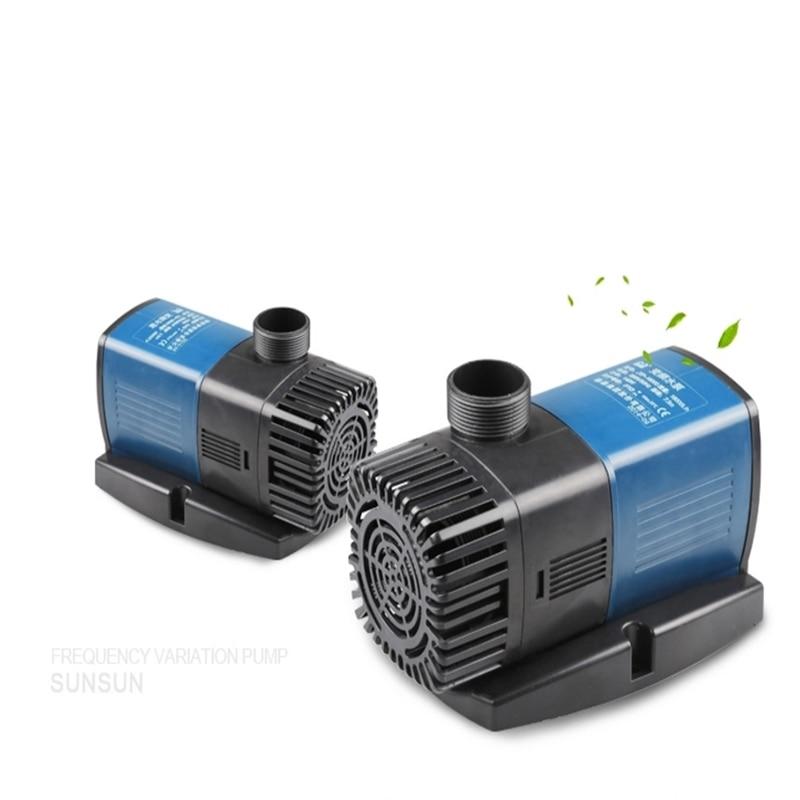 12000L/h SUNSUN JTP-12000 Submersible Inline Water Pump for Aquarium Fish Tank Hydroponics Pond Filter Pump Water Feature Pump