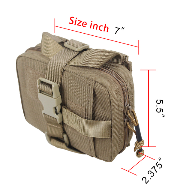 Heavy Duty Med Bag
