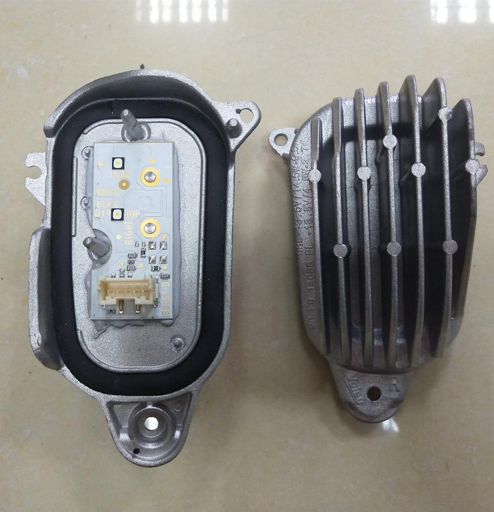все цены на 1pcs OEM Original sidelights Daytime Running Light Module Control Unit DRL Right 8R0941476B (used)For 2013-2017 Audi Q5 онлайн