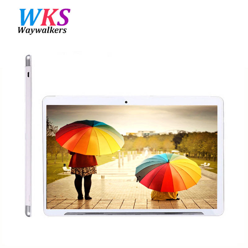 Waywalkers 4G LTE 9 6 Inch S100 Tablet PC Octa Core MT8752 Android 5 1 Tablet
