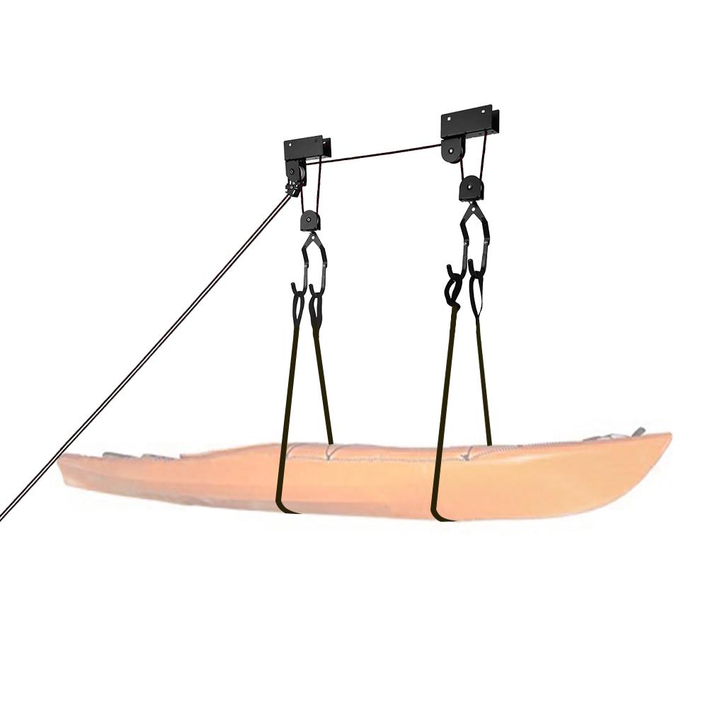 Canoe Boat Kayak Hoist Pulley System Kayak Accessories
