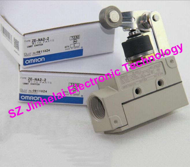 New and original OMRON LIMIT SWITCH  ZE-NA2-2 [zob] 100% brand new original authentic omron omron limit switch d4e 1d10n