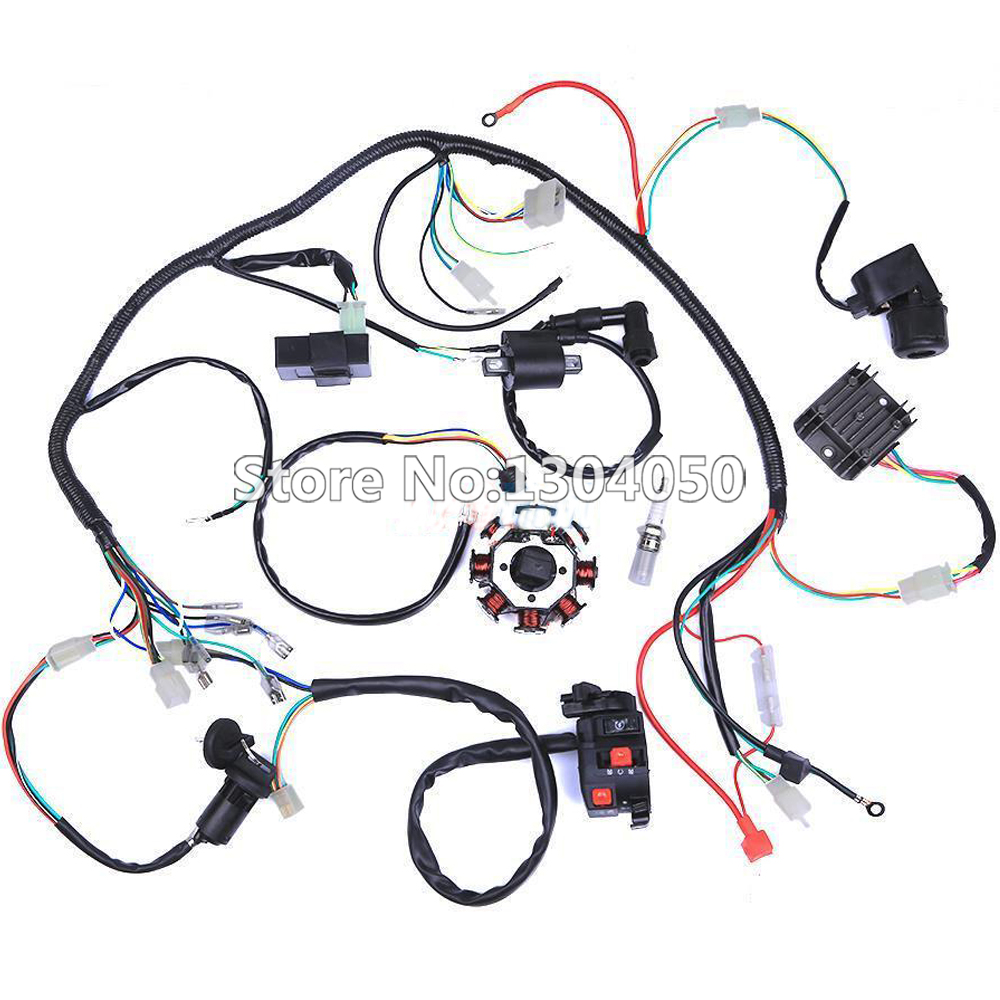 Zongshen 250cc Wiring Harness All Kind Of Diagrams Chinese 200cc Atv Diagram Online Buy Wholesale Loncin From China Wholesalers Aliexpress Com
