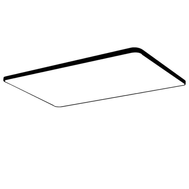 DX ultra thin square LED ceiling lighting ceiling lamps for the living room chandeliers Ceiling for DX ultra-thin square LED ceiling lighting ceiling lamps for the living room chandeliers Ceiling for the hall modern ceiling lamp