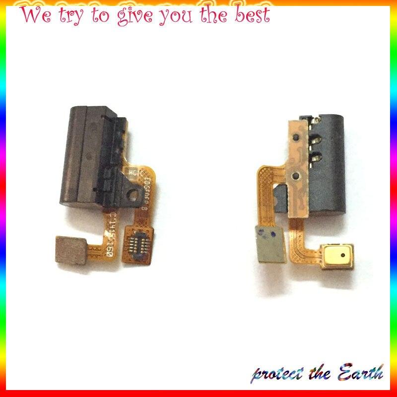 Original New For Huawei Ascend P6 P6-U06 P6-C00 P6-T00 P6-U00 Ear Earphone Audio Jack Port connector Flex cable Replacement