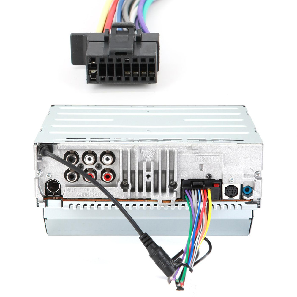 us $10 99 atocoto 16 pin plug wiring harness for sony wx gt90bt cdx gt710hd mex gs600bt car radio audio stereo connector wire cable in cables, Sony Car Stereo