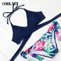 Bikinis 2017 New Sexy Swimwear Women Swimsuit Hot Summer Bandage Bikini Bathing Suit Push Up Brazilian