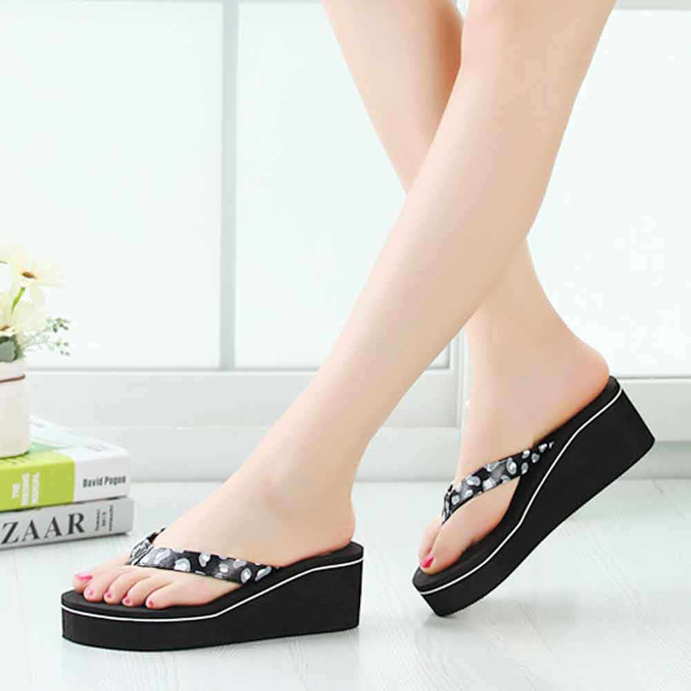 baeeb78b9 Detail Feedback Questions about Slippers Women Fashion Zapatillas Summer  Sandals Slipper Flip Flops Indoor Outdoor Flip flops Beach Shoes High Tongs  Femme ...
