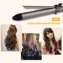 Tourmaline Ceramic Hair Curling Wand