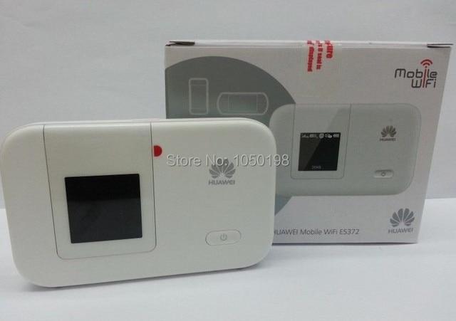 Unlocked Huawei E5372 150Mbps Pocket Wifi 3G 4G Mobile Modem Router MicroSD LTE