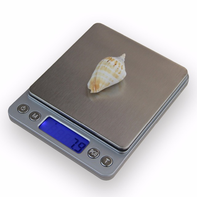 3000g/0.1g Portable Mini Electronic Digital Scale