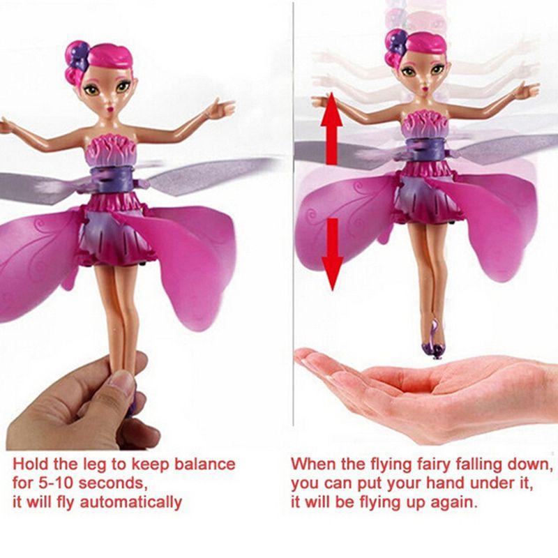 Bonecas controle infravermelho de indução voador Estilo : Creative/novelty/education