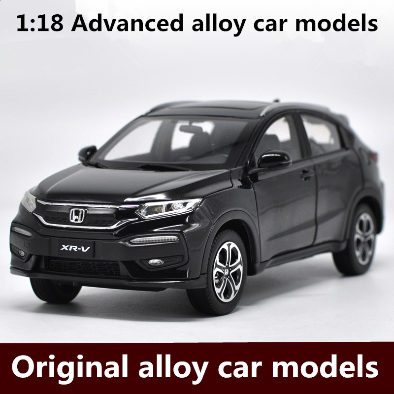 1:18 Advanced alloy car models,high simulation original XR-V model,metal diecasts,children's toy vehicles,free shipping цена