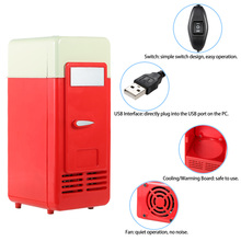 Portable Mini USB Refrigerator