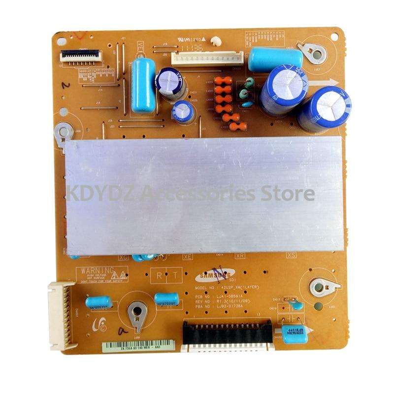 Free Shipping Good Test For 3D42738IV Z Board LJ41-08591A LJ92-01736A 42U2P_XM