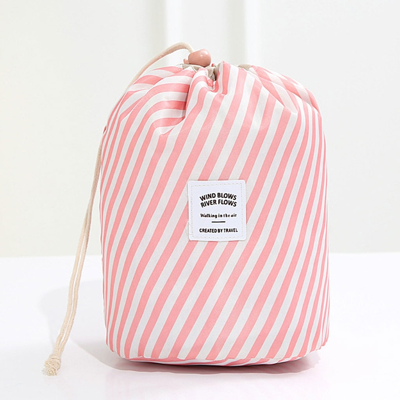 Storage Bag Travel Toilet Bags Drawstring Toiletry Case Pouch Organizer