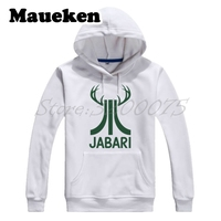 Men Hoodies Jabari Parker 12 Fear The Deer Build The Future Sweatshirts Thick for Milwaukee fans gift Autumn Winter W17112533