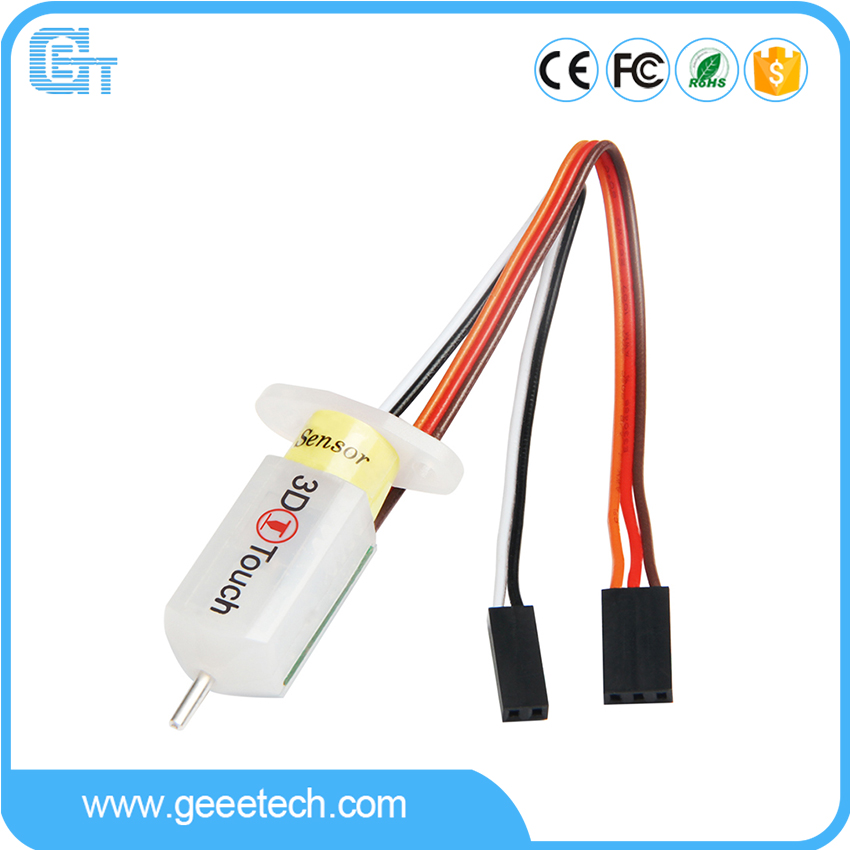 3D Touch Sensor For 3D Printer  To Auxiliary Extruder Auto-leveling Part Module  From Oversea Warehouse