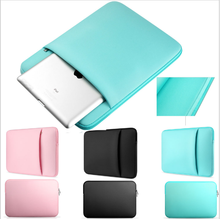 Men woman laptop case protective sleeve for mac pro retina air 11 13/notebook protector for macbook Sleeve Bag 11.6 13.3 15 15.6