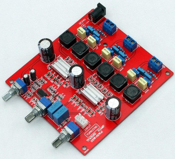 Free Shipping! 1pc 2.1 TPA3116 digital amplifier board Free Shipping! 1pc 2.1 TPA3116 digital amplifier board