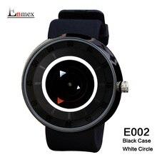 2016 hommes de cadeau Enmex neutre conception spéciale montre-bracelet blanc cercle visage étanche creative simple mode montres à quartz