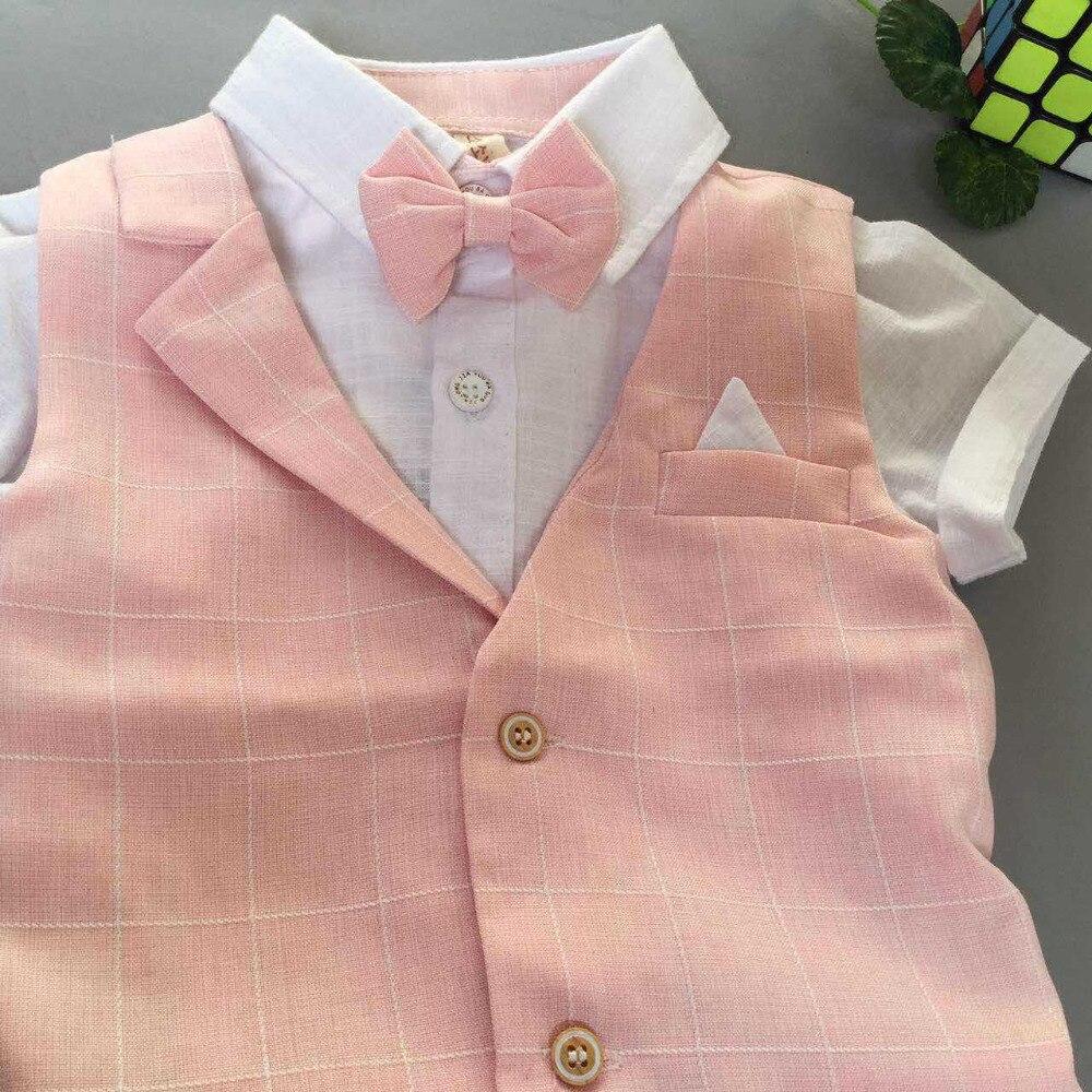 Neue kinder Formales Sets hochzeit anzüge für baby jungen hochzeit ...