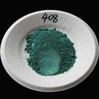 Type 408 Green Pearl Powder 50g, Eye Shadow,Nail Polish,Dye Ceramic,Paint Coating,Automotive Coating,Art crafts,Handicrafts