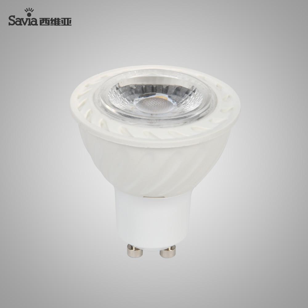 Savia high power COB LED 5 Watt 7 Watt Gu10 Led strahler Lampen ...