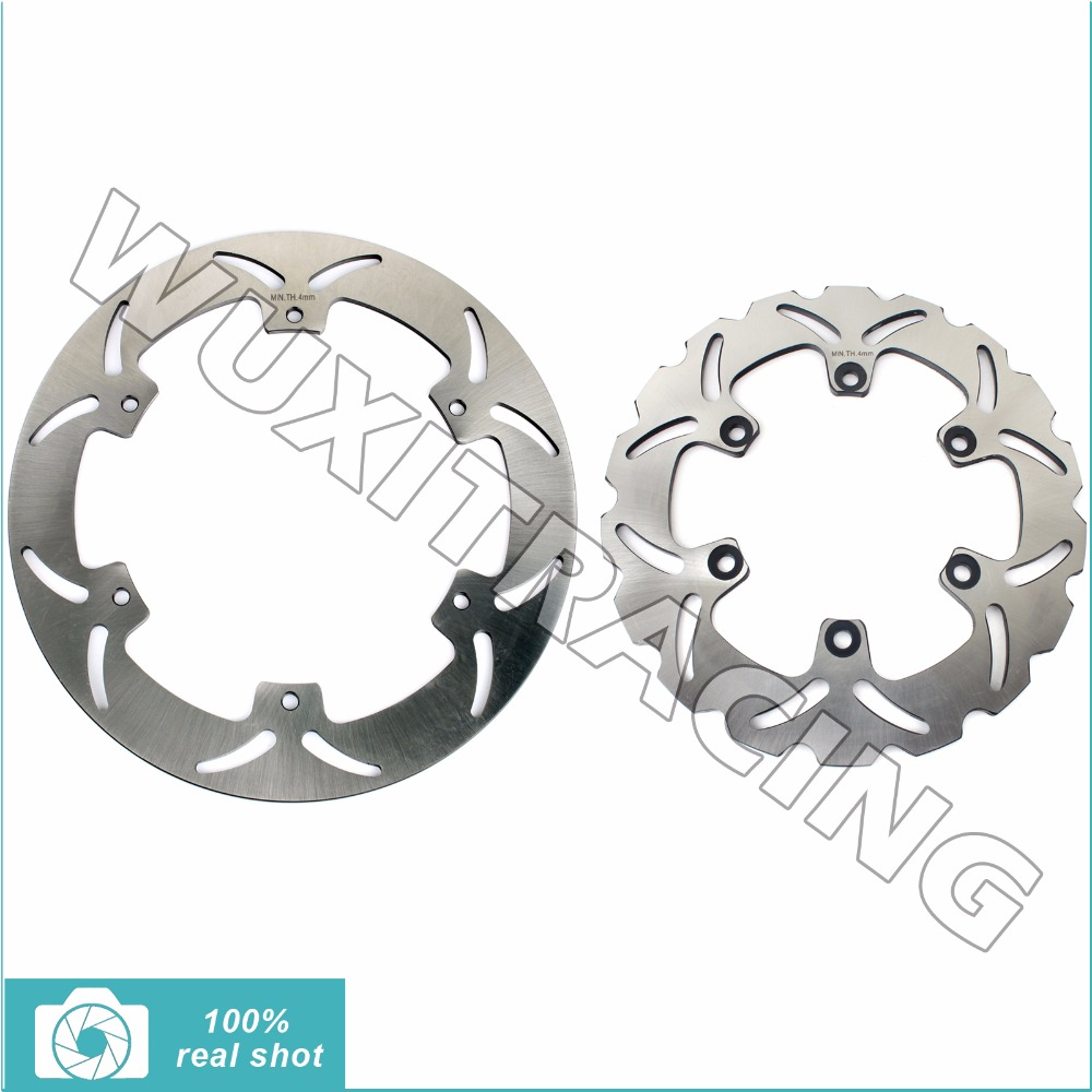 320MM + 245MM New Full Set Front Rear Brake Discs Rotors for YAMAHA XJ 600 N / S DIVERSION 1991-1997 1992 1993 1994 1995 1996