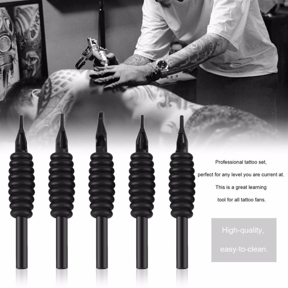 aperto ponta tatuagem conjunto de ferramentas para tattooing shader forro