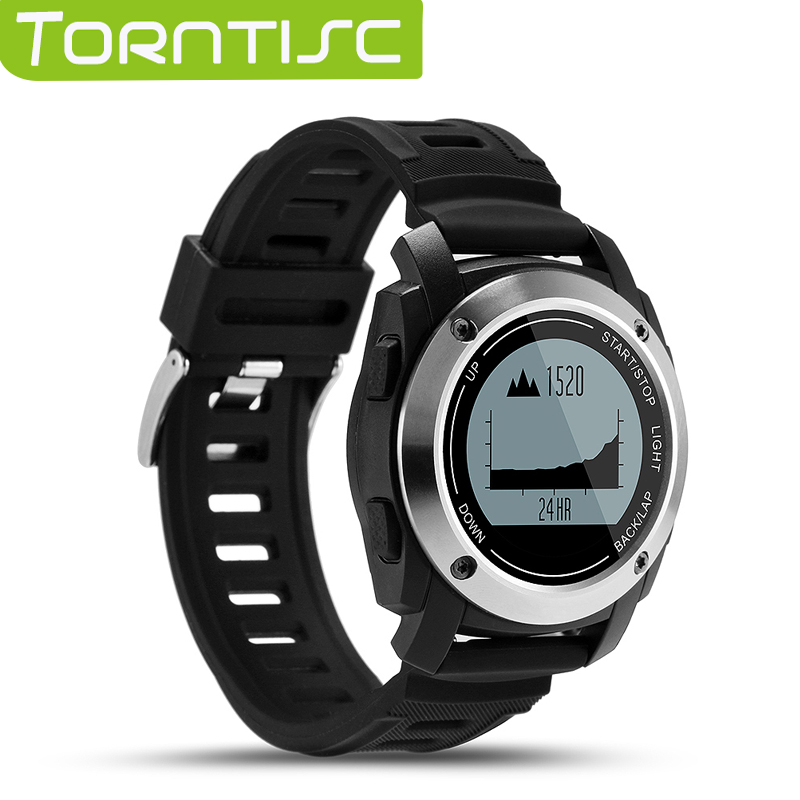 ФОТО Torntisc Sports Smart Watch S928 Support G-sensor GPS Smart Notification Sport Mode Wristwatch for Android Apple IOS Phones