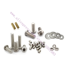 Ultimaker 3D Printer Nuts& Bolts Screw Set, Copper Hexagon Spacer Kit,Ultimaker Original 3D Printer Set Screw, Washer, Pillars