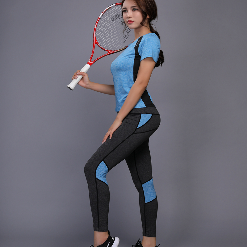 Fitness Clothes Buy Online: Aliexpress.com : Buy Women 2 Pieces Yoga Set Gym Fitness