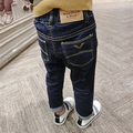 2017 spring and autumn New Fashion Casual Boys Jeans For 2 3 4 5 6 Years Old Children Kids Trousers Pants Boy Clothes