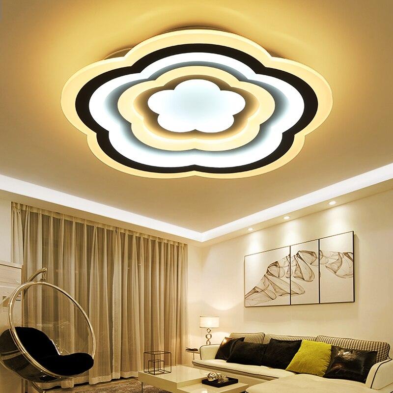 2017 Neue Slim Wichtigsten Schlafzimmer Lampe Led-deckenleuchte Moderne Minimalistische Kreisförmige Wohnung Wohnzimmer Deckenleuchten Zl429 Deckenleuchten & Lüfter