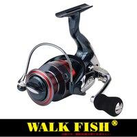 WALK FISH 13 + 1BB спиннинговая Рыболовная катушка металлическая серия XS1000-7000 спиннинговая катушка для рыбалки