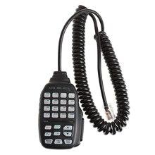 8-Pin OOTDTY DTMF Modular Portátil Falante Remoto Microfone HM-133V Mic PTT Para ICOM