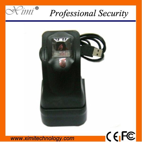 Hot sale ZK fingerprint scnner USB light fingerprint sensor USB communication biometric fingerprint reader