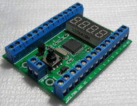 Programmable Logic Controller PLC PWM Stepper Motor Driver Relay Board