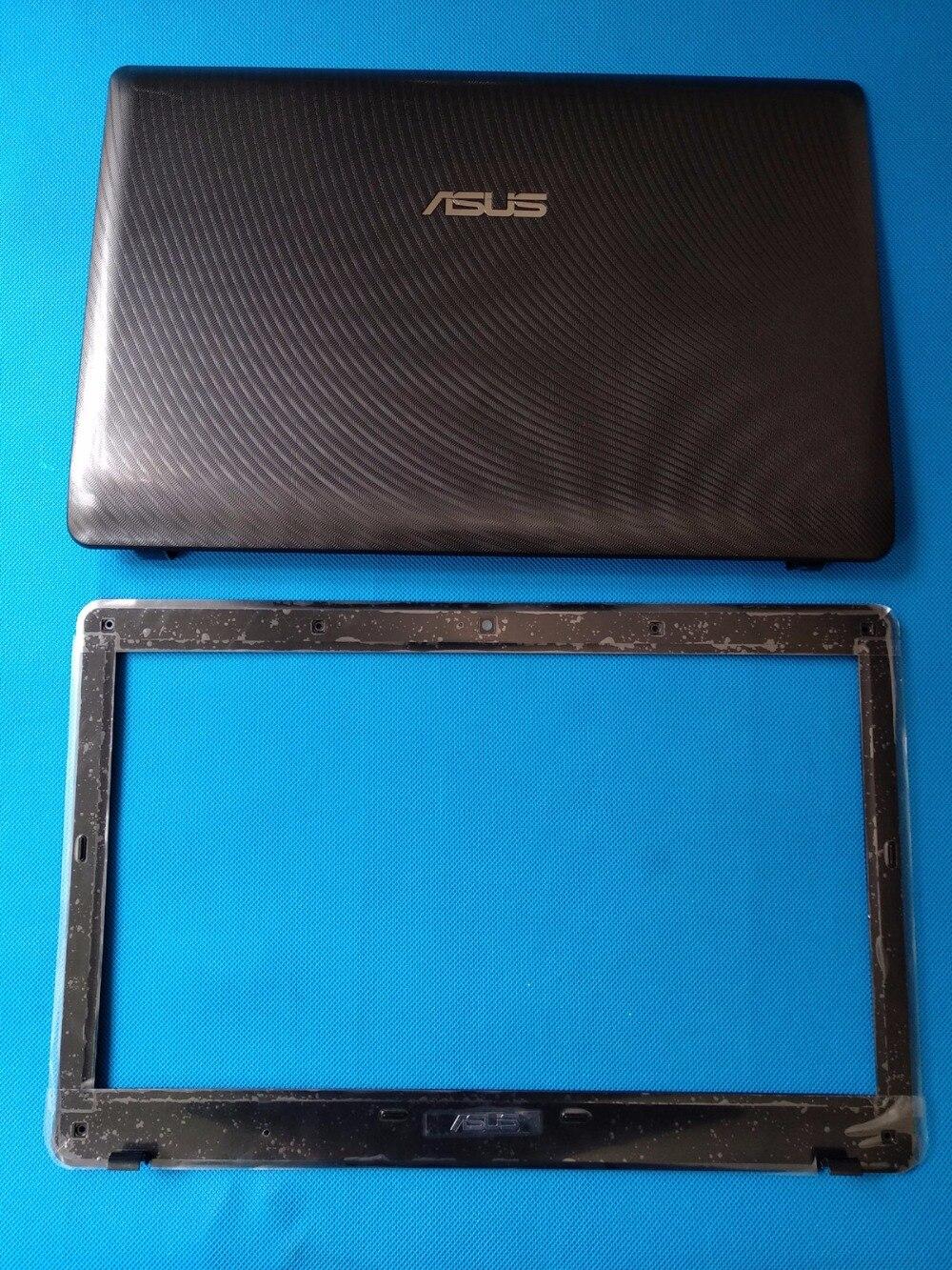 New for Asus K52 K52F K52J A52 X52 K52JR K52JK LCD Rear Case & Front Bezel Lid Cover