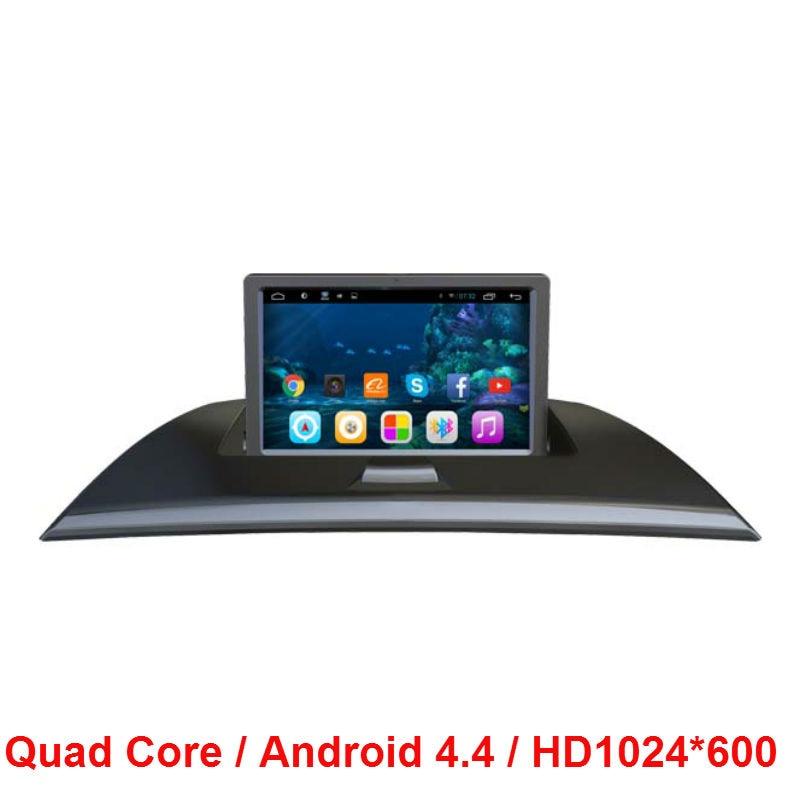 1024 600 Quad Core font b Android b font 4 4 CAR Radio DVD GPS Player