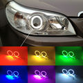 Para Chevrolet Epica Tosca Holden Epica 2007-2013 Excelente Ultrabright 7 Cores RGB Angel Eyes kit de Multi-Cor Olhos de Anjo LEVOU