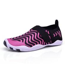 Swimming Water Shoes Men Beach Camping Shoe Adult Unisex Flat Soft Walking Lover Yoga Women Wave Sneakers Zapatos De Mujer