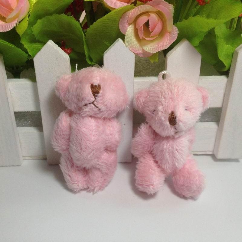 6cm long wool teddy bear (3)
