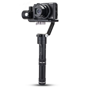 Zhiyun Crane M Handheld Stabilizer 3-Axis Brushless 360 Degrees Gimbal for GH3 GH4 NEX Sony A7 yuneec q500 typhoon quadcopter handheld cgo steadygrip gimbal black
