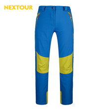 NEXTOUR outdoor pants Women  Softshell PantsThermal windproof Trouers with fleece Waterproof hiking sport camping winter