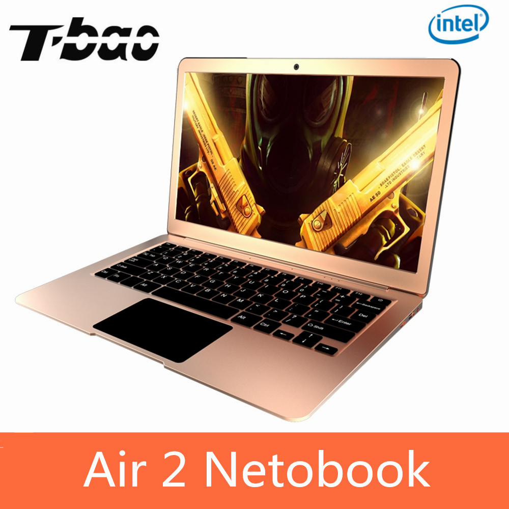 T-bao Air 2 Laptop Notebook PC 3.3 inch Windows 10 Intel Celeron N3450 Quad Core 1.1GHz 6GB RAM 128GB eMMC HDMI PK Xiaomi Laptop